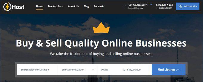 kiếm tiền từ website