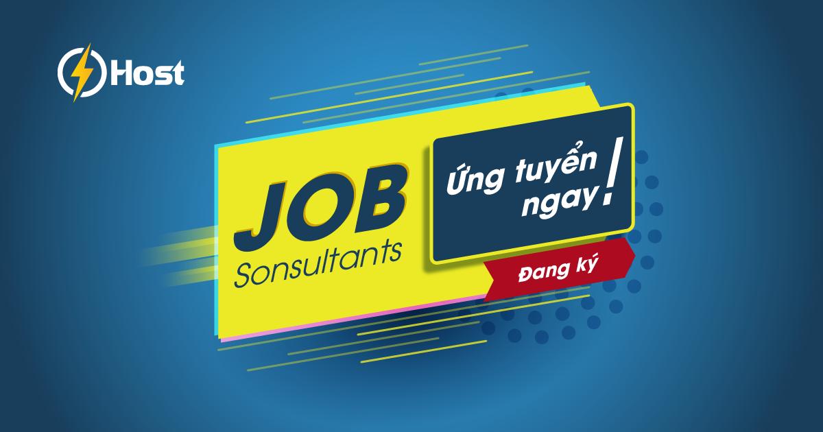tuyển dụng tư vấn