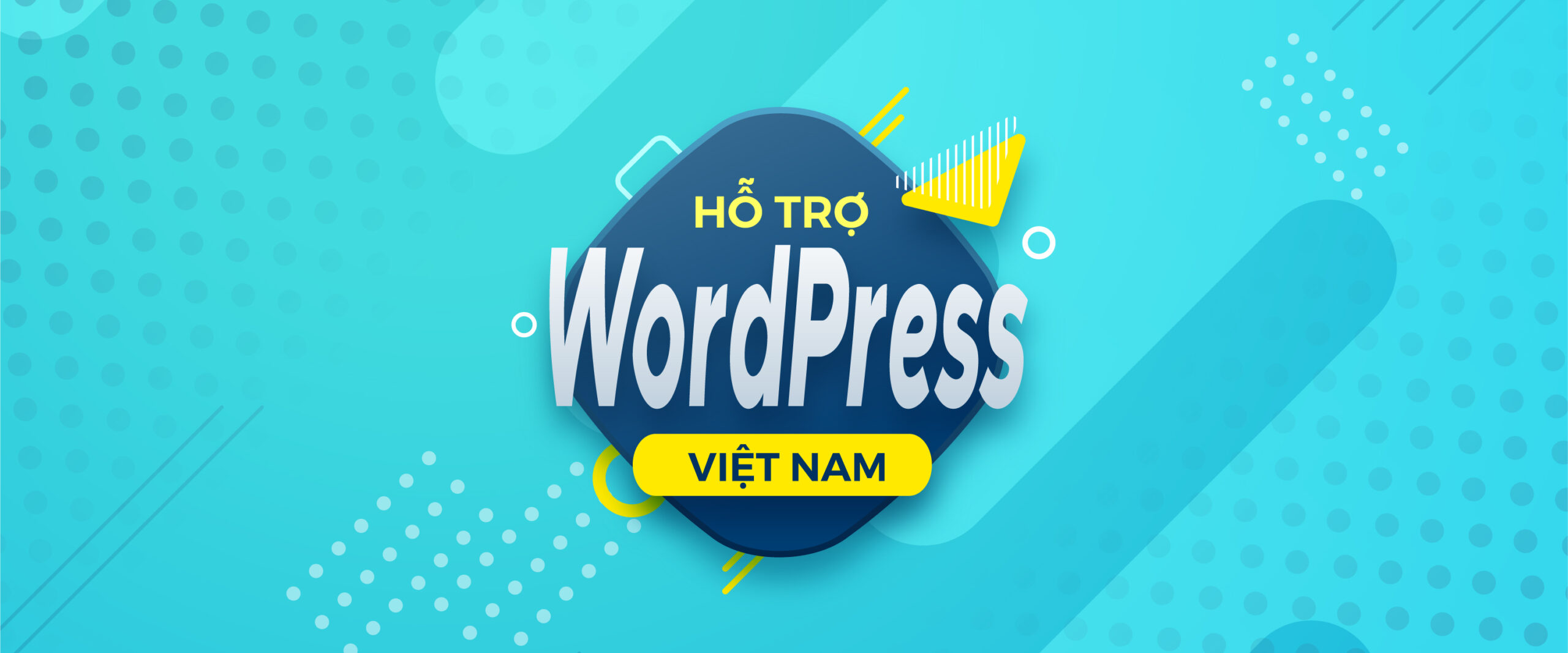 hỗ trợ WordPress