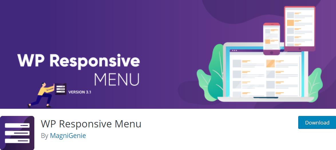 Plugin tạo menu